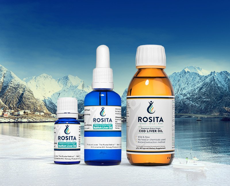 Storing your bottle of ROSITA Oil